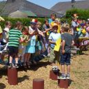Spiel- und Sommerfest 2015
